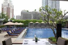 シンガポール在住の日本人奥さまたちに人気のランチスポット5選〜ホテル編〜