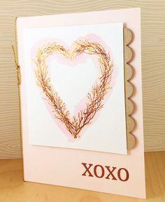 Stamped and Delivered: Valentine's Day No. 7 #stampedanddelivered