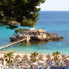 Camp de Mar, Majorca - will be having lunch here again on Friday, can't wait!