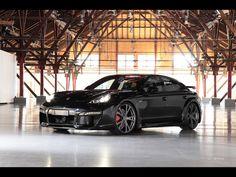 2011 TechArt Porsche Panamera GrandGT Carbon Kit