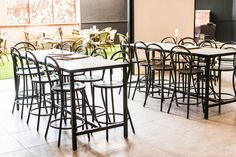 Classico stools at The Woodcroft Hotel– Woodcroft | Concept Collections