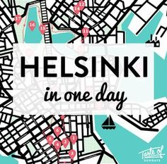 Got just one day to visit Helsinki and you don't know what to do? Take a look at this magic guide: www.tasteofsundays.com/blog/guide-helsinki-one-day