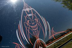 Hot Rod Pinstriping Pictures
