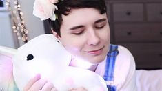 Dan and Phil PASTEL EDITS IN REAL LIFE!!! I want to be that unicorn....