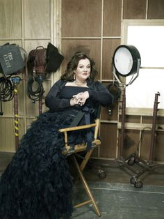 Melissa McCarthy - Love this girl!