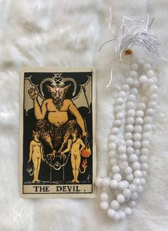 The Devil: Predictive Tarot Card Meanings — Lisa Boswell Art Journal Tutorial, Diy Craft Projects, Crafts, Tarot Card Meanings, Witch Aesthetic, Art Journal Pages, Tarot Cards, Art Studios, Devil