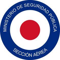 Costa Rica Sección Aérea Roundel (1964-1994)