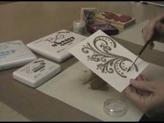 Embossing Basics - YouTube