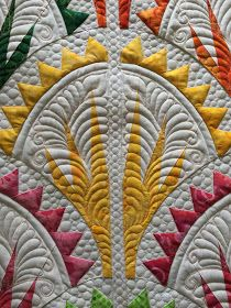 This totally great new Neimeyer quilt is by CI Jackie Kunkel. I thought I was going to have to wait to show it for another week or so unti...