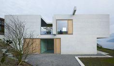 Afasia: Buchner Bründler Architects
