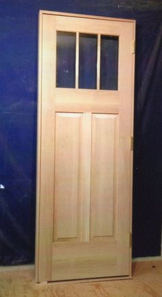 Exterior Wood Door Units & A Source for Entry Door Shopping + Choosing Ours | Entry door ... Pezcame.Com