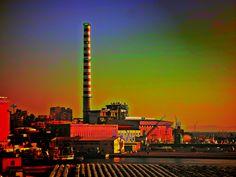 Industrial Place,Keratsini Greece