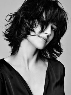 Sophie Marceau by Felix Lammers