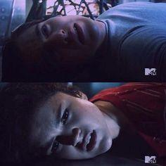 """#TeenWolf 5x07 """"Strange Frequencies"""" - Liam and Hayden"""