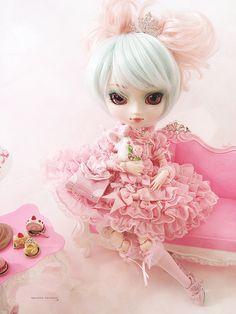 Pink Princess~♥ by Paula ~♥, via Flickr