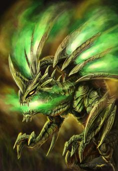 ☆ Insect Dragon :¦: By ~LusiaNanami ☆