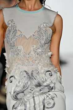 Christian Dior Spring/Summer 2012 Photography by Yannis Vlamos/GoRunway Photo Credit/Source: VOGUE