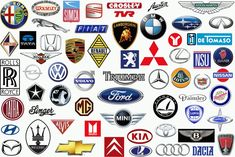Some car logos to think about as we design for the car club and potentially cars2go