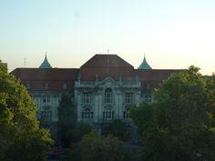 sunrise in Berlin