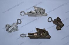 Apple Casting is leading Manufacturer and Supplier of Hot Line Clamps, Aluminium Hot Line Clamps, Bronze Hot Line Clamps, Bronze Ground Clamps, Bronze Pipe Clamps, Brass Earthing Hot line Clamps, Hot Line Clamps Manufacturer.
