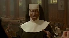 Sister Act - Oh Maria. Now that's music