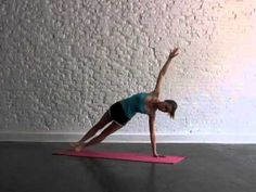 Weightloss Yoga: Strong Shoulderrs, arms and back from Tara Stiles