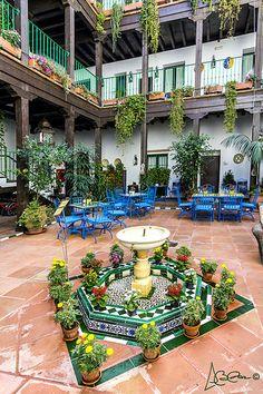 Rincones en el Barrio de Santa Cruz (Sevilla) Spain
