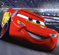 disney's cars Lightning McQueen