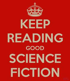 Keep Calm Sci-Fi Generation style