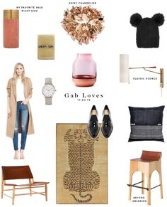 [On aime] Gab loves: shiny and new - Savvy home blog @SavvyHome