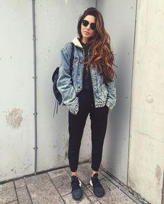 Lazy but Stylish Outfit Ideas | POPSUGAR Fashion UK