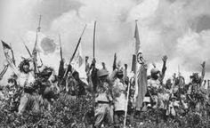 imperial japanese army burma - Japanese and indian troops celetrating victory…