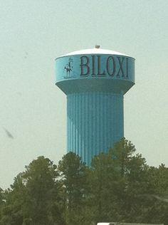 Biloxi, MS in Mississippi