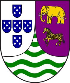 Lesser coat of arms of Portuguese West Africa