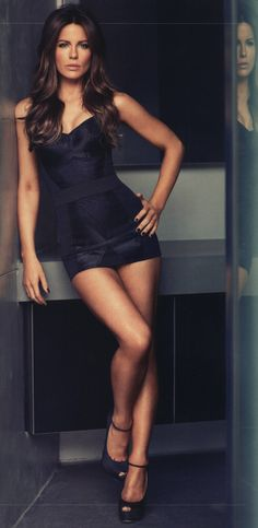 Hope i look like this when I'm 40:) Kate Beckinsale