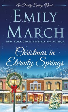 REVIEW ~Christmas in Eternity Springs by Emily March~ READ MY REVIEW AND AN EXCERPT ➜ http://bit.ly/2dOAIoS BUY THE BOOK ➜ Amazon: http://amzn.to/2dOWJD5 BN: http://bit.ly/2dOy9Dj iBooks: http://apple.co/2dqnxaL