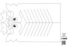"""Esta manualidad es una adaptación de la encontrada en el blog ruso """"Ctpana Mactepob"""" dedicada a artesanía en todas sus formas y al medio ambiente. Puedes encontrar más imágenes sobre el montaje de estas aves así como encontrar más manualidades similares y adquirir el libro de manualidades en el artículo … Paper Animal Crafts, Paper Flowers Craft, Paper Animals, Paper Crafts Origami, Flower Crafts, Art For Kids, Crafts For Kids, Arts And Crafts, Kirigami"""
