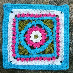 Finally, the long awaited Kalevala CAL begins! This particular day is also the nameday of llmatar in the Finnish calendar. So have a wonderful Ilmat Granny Square Blanket, Granny Squares, Crochet Bunting, Long Awaited, Ravelry, Projects, Dots, Log Projects, Blue Prints