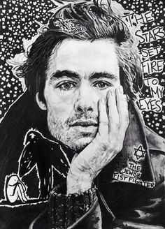 Max. This is actually impressive, whoever made this. Fan art usually looks like crap.