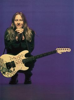 Jerry Cantrell...Grind video