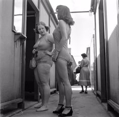 The Plague of Overweight – Vintage Photos Illustrate the Obesity Crisis in the U.S. from the Early Days