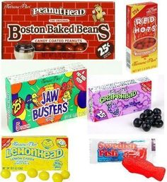 Classic Retro Old School Nostalgic Candy Mix 5 Pounds Retro Candy, Vintage Candy, Candy May, Old School Candy, Boston Baked Beans, Nostalgic Candy, Mike And Ike, Penny Candy, Jolly Rancher