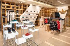Adidas Originals store by ONOMA Architects, Athens   Greece