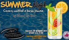 Masseria Casacapanna | 'SUMMER Night' Cena E Cocktail A Bordo Piscina http://affariok.blogspot.it/