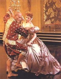 "The King and I (1956) w/ Yul Brynner and Deborah Kerr -- ""Et Cetera, Et Cetera, Et Cetera""."