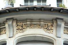 """EDIFICIO """"La Casa de la Americana""""   Boulevard Wilson, 13 Perpignan (Francia)"""