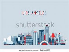 los angels city vector - Bing images
