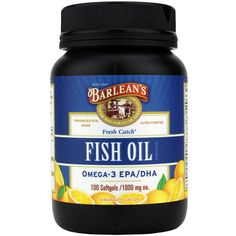 Best fish oil capsules recipe on pinterest for Fish without mercury