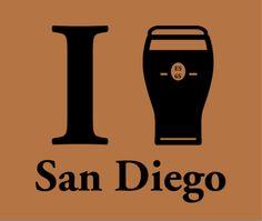 We <3 #craftbeer San Diego