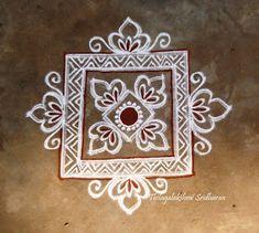 Ideas For Embroidery Patterns Mandala Fun Easy Rangoli Designs Diwali, Rangoli Simple, Simple Rangoli Designs Images, Rangoli Designs Latest, Rangoli Designs Flower, Free Hand Rangoli Design, Rangoli Border Designs, Small Rangoli Design, Rangoli Ideas